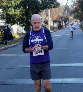Ed Bradford, Melrose YMCA Spooky Sprint