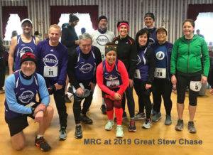 Great Stew Chase 2019