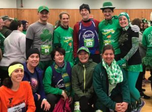 Running of the Leprechauns 2019, Melrose Running Club